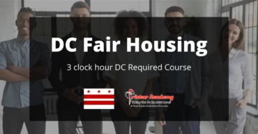 DC Fair Housing Course Online